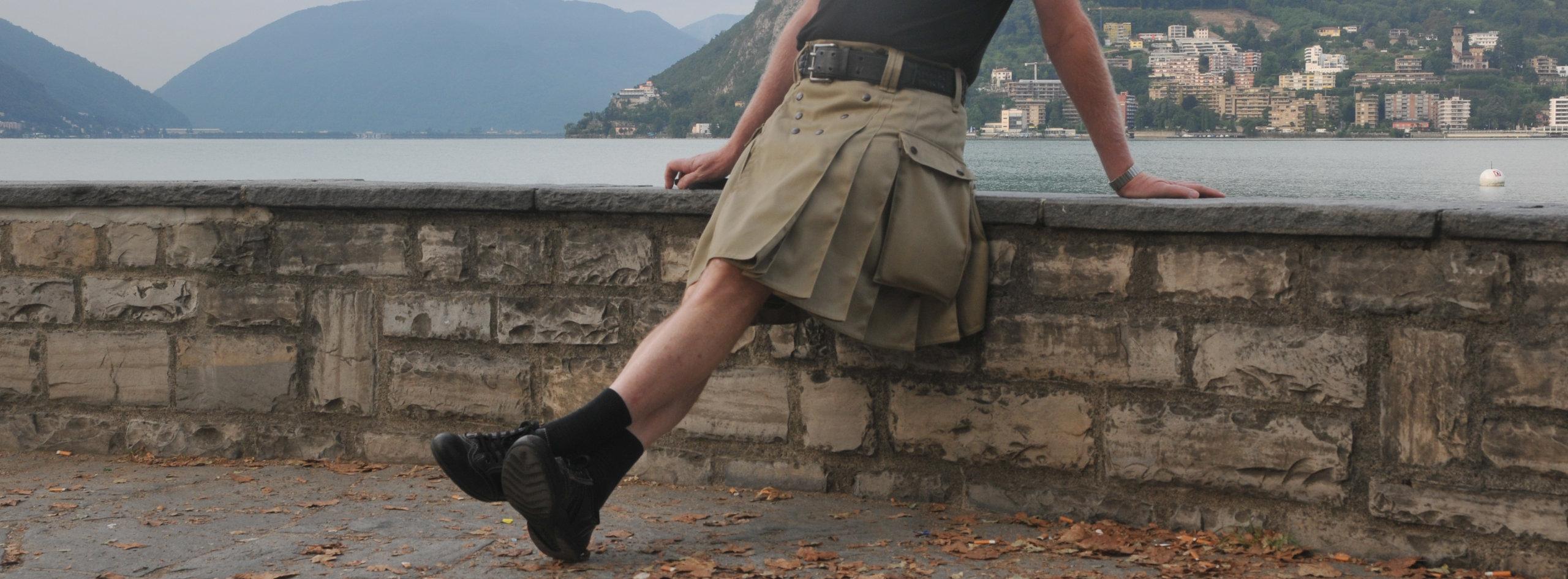 Männer miniröcke für Designer Miniröcke